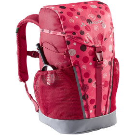 VAUDE Puck 10 Backpack Kids, bright pink/cranberry